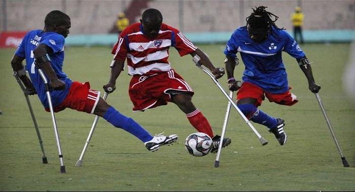 Handicap Football