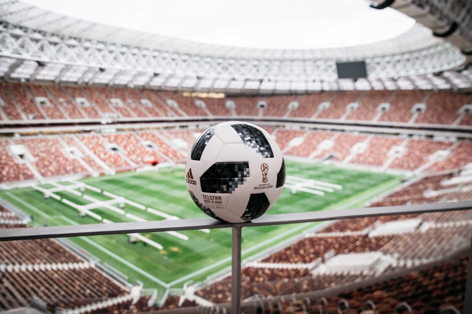 Soccer site
