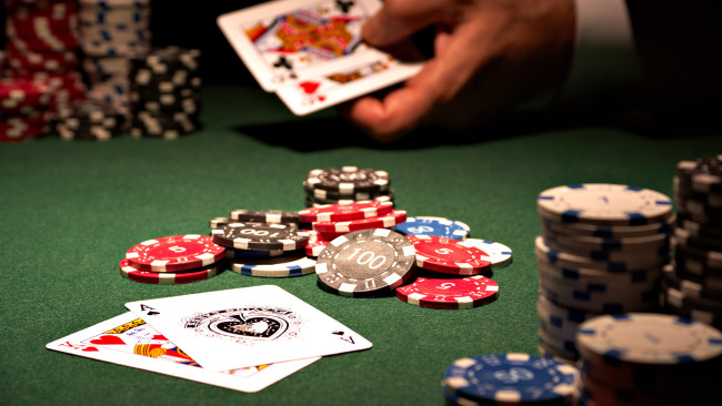 online poker procedure