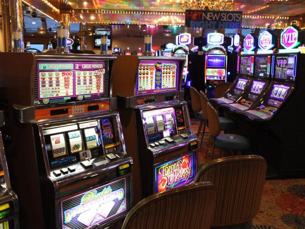 slots gaming sites