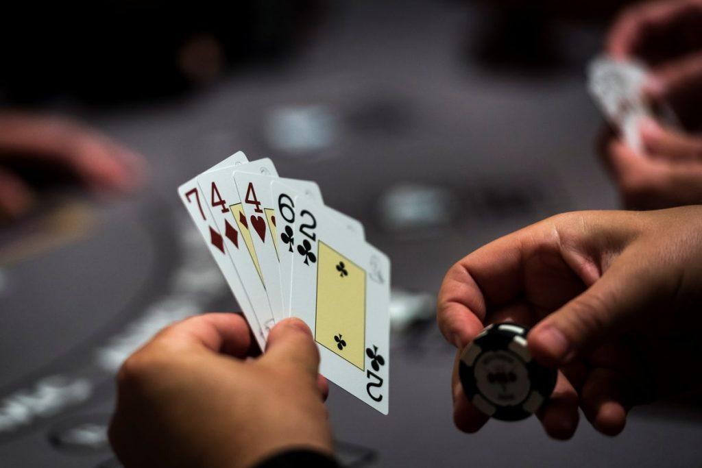 Poker Wagering